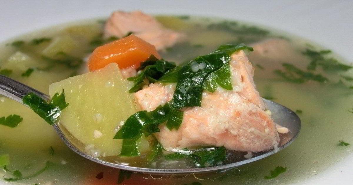 Суп из форели рецепты с фото