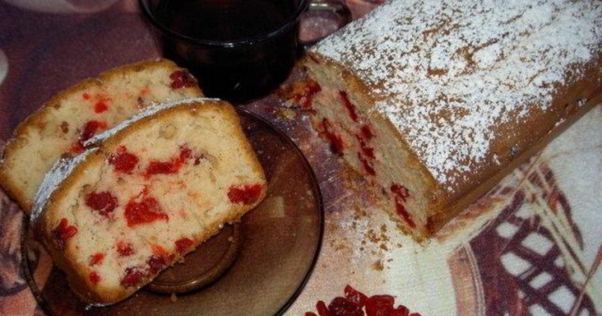 простой пирог на ряженке рецепт с фото карта